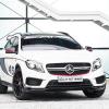 Mercedes-Benz анонсирует новый кроссовер
