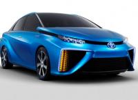 Автомобили с водородными двигателями