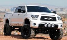Особенности тюнинга Toyota Tundra