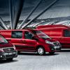Модели микроавтобусов от компании Фиат