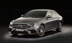 Новый Mercedes-Benz E-класс превосходит S-класс