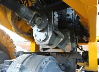 Ремонт переднего моста автогрейдера