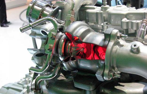 О турбированных двигателях