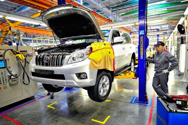 Техобслуживание и ремонт Toyota Land Cruiser