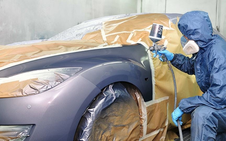 Высокотехнологичный кузовной ремонт