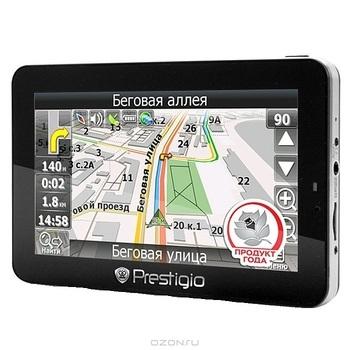 Prestigio GeoVision 4700BT 4GB Navitel
